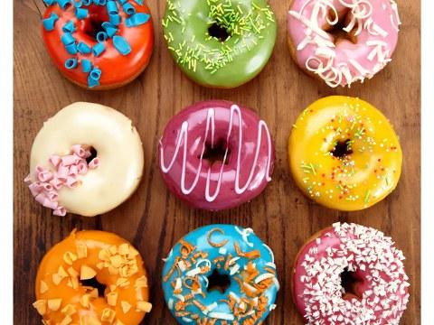 Donuts plaatjes