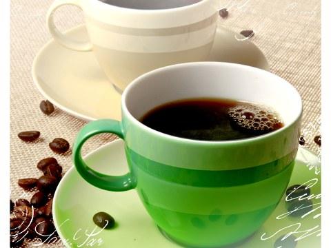 Poster koffie