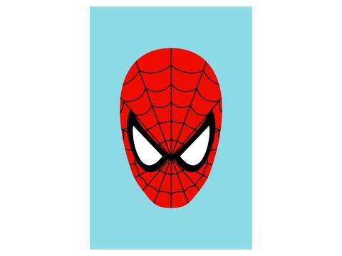 Spiderman plaatje