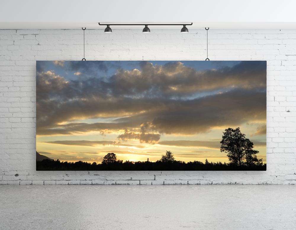 wanddecoratie fotoresolutie