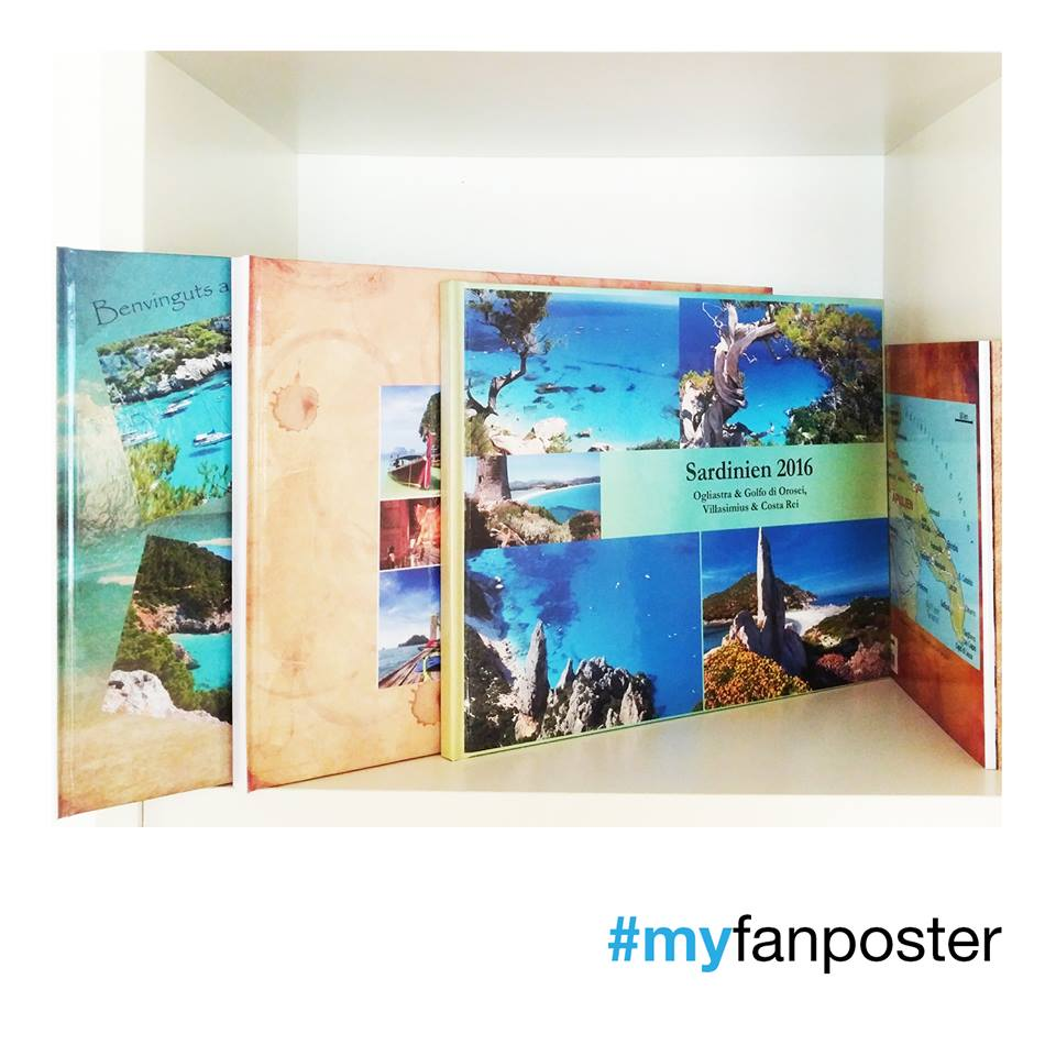 A4 wanddecoratie en fotoboeken