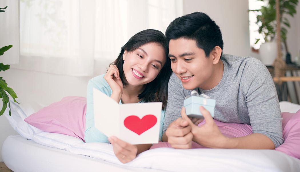 Valentijnskaart templates koppel