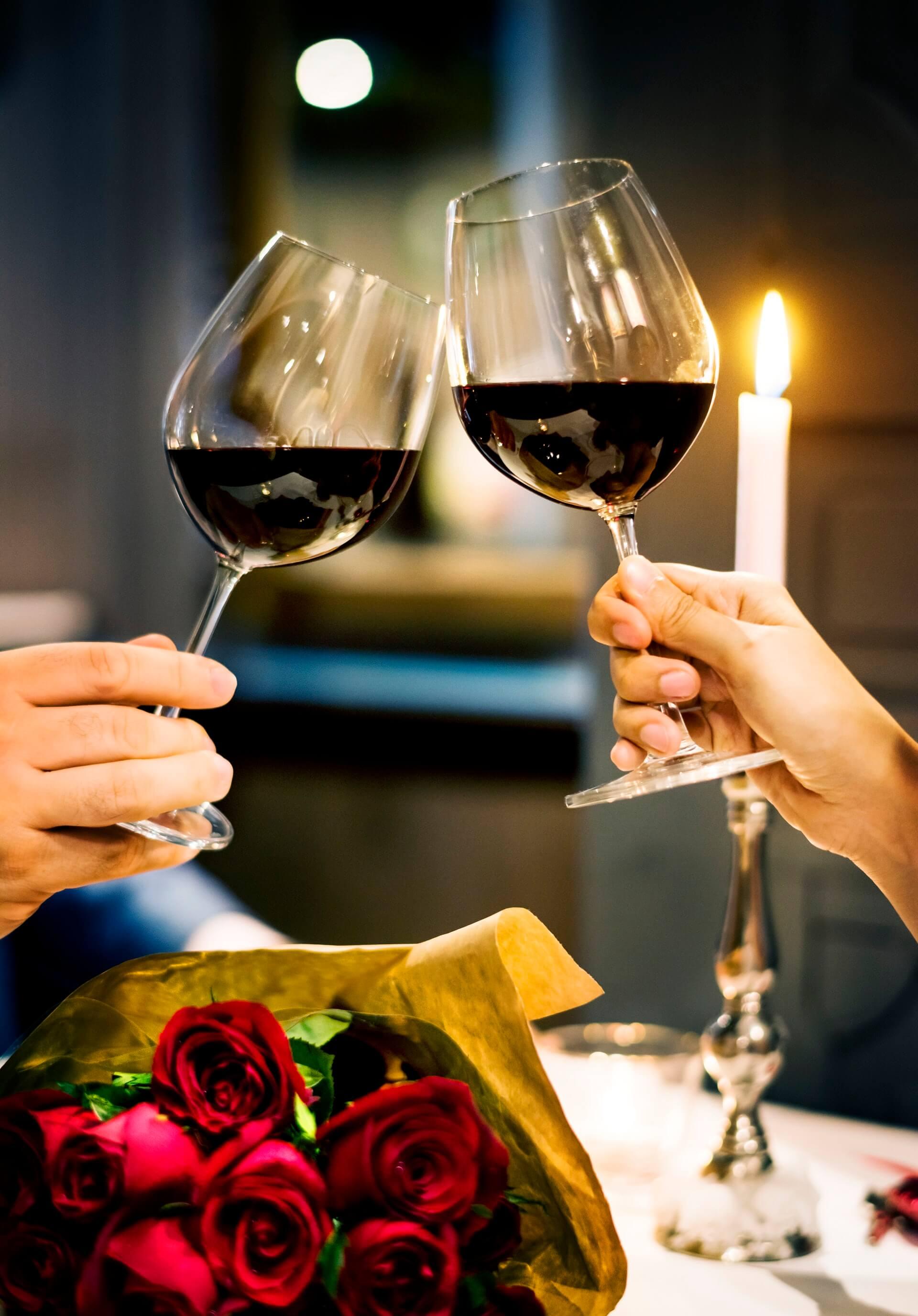 valentijnsdag cadeau inspiratie wijn