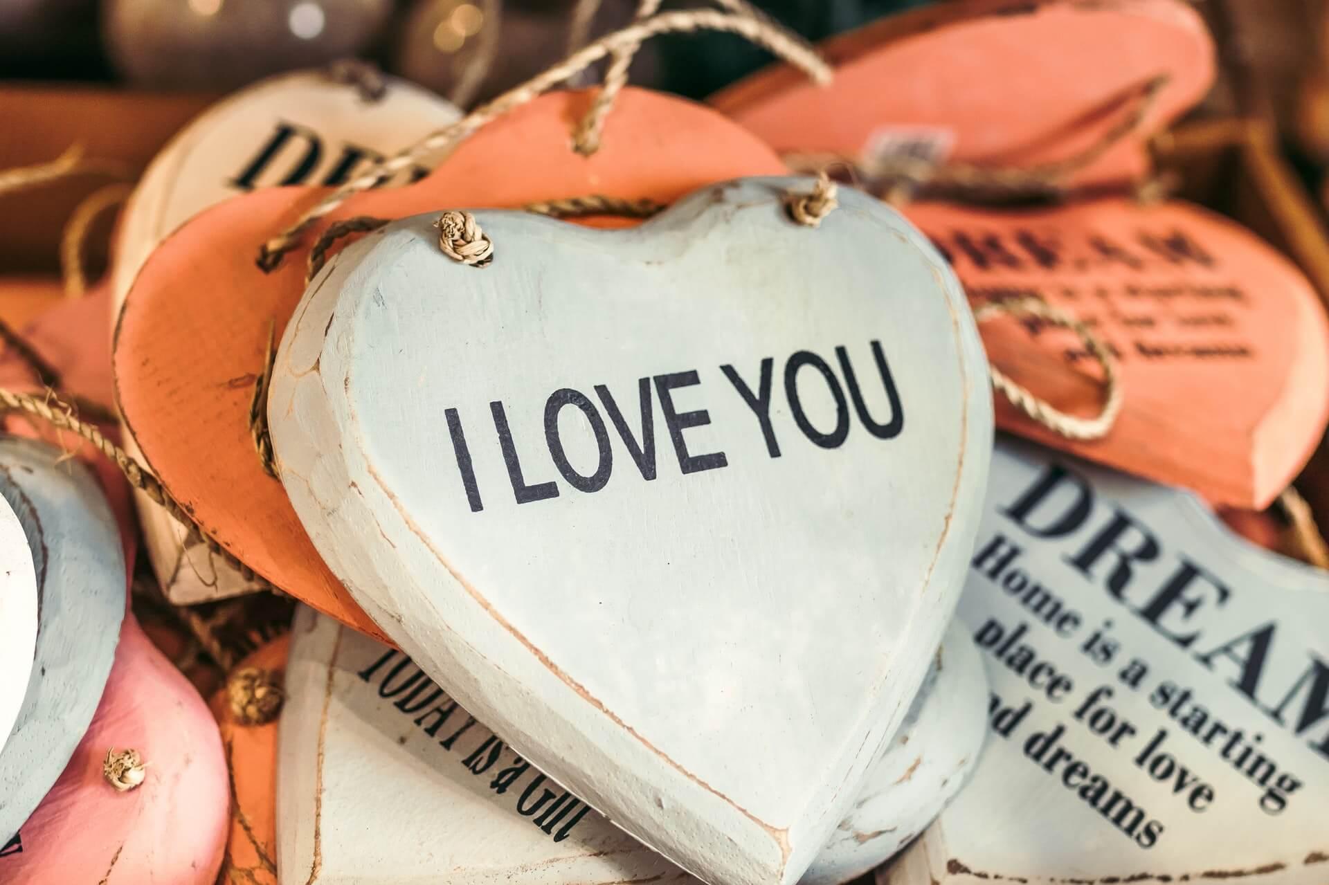 valentijnsdag cadeau inspiratie hartje