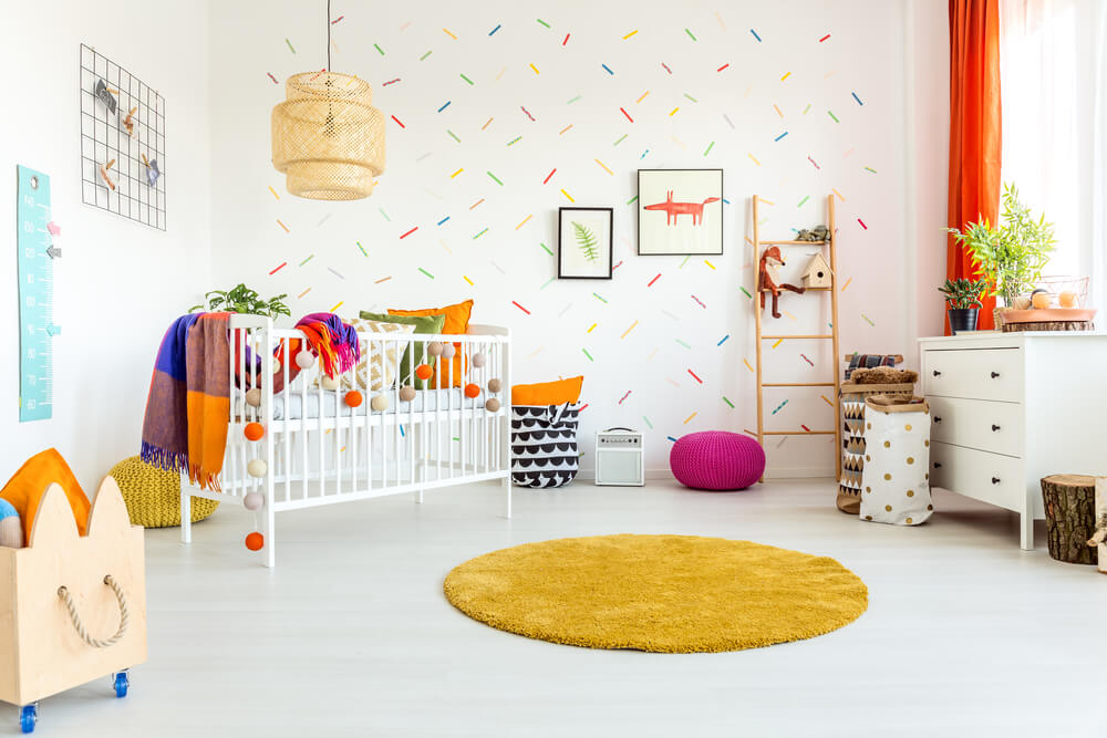 Nachtlamp Kinderkamer Tips : Babykamer decoratie tips diy foto s myposter