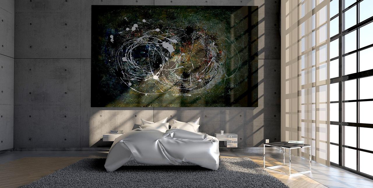 slaapkamer ideeen foto