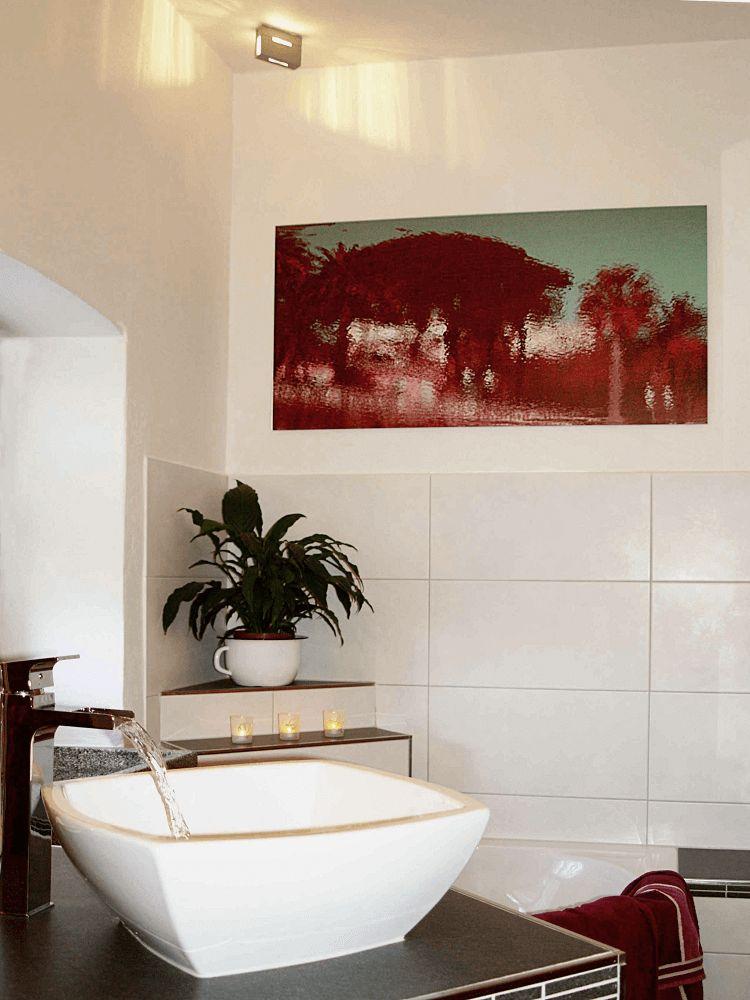 Badkamer ideeen natuur inspiratie