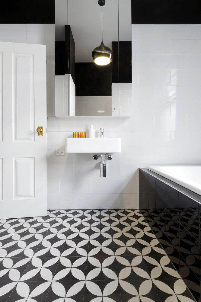 Badkamer ideeen vintage