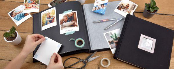 fotoalbum maken met DIY set