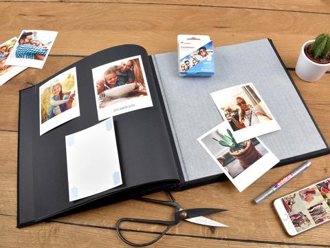 fotoalbum maken scrapbook